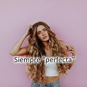 siempre perfecta