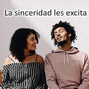 sinceridad gusta mujeres